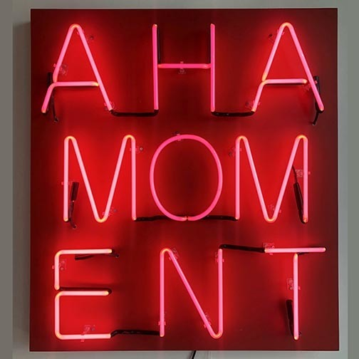 , 'AHA MOMENT,' 2018, JF Gallery