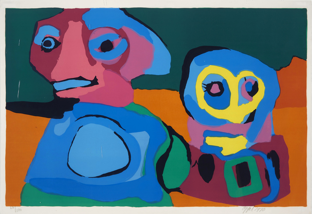 , 'Looking in to the Infinite ,' 1970, Han Art
