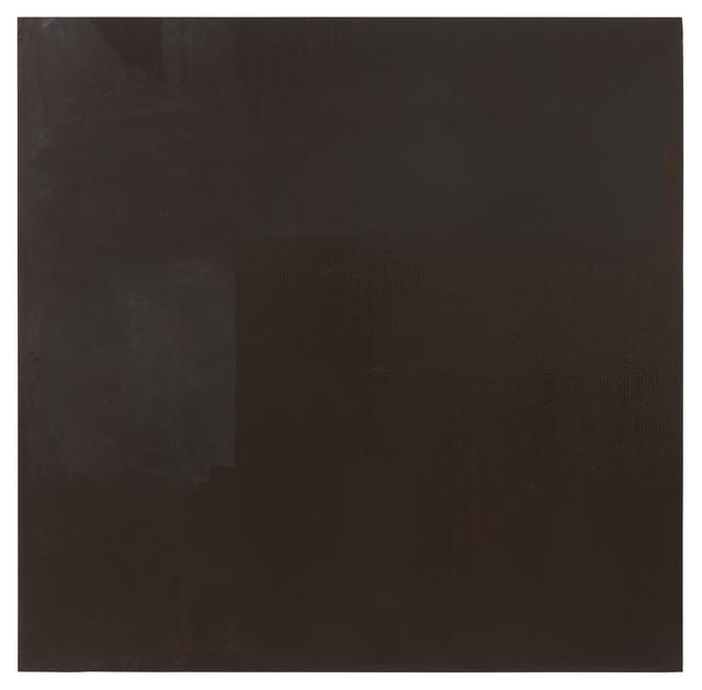 , 'Dark Brown – Marron foncé – Dunkelbraun 2,' 2015, Galerie Joseph Tang