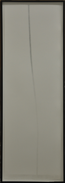 , 'Column (Estuary Fog, IV),' 2011, Galerie Thomas Zander