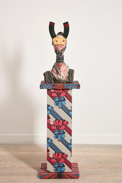 , 'Tulips and two lips,' 2018, Gazelli Art House