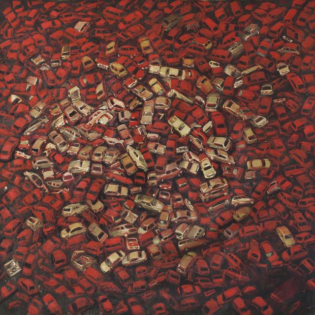 , 'Full Stop,' 2012, Desta Gallery