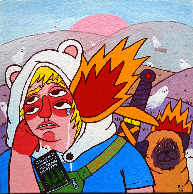 , 'Finn,' 2019, StolenSpace Gallery