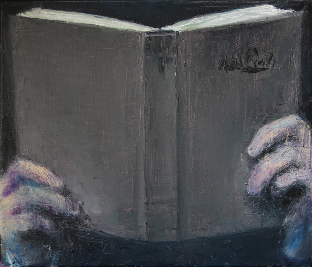 , 'The book that I can never finish reading,' 2016, VILTIN Gallery