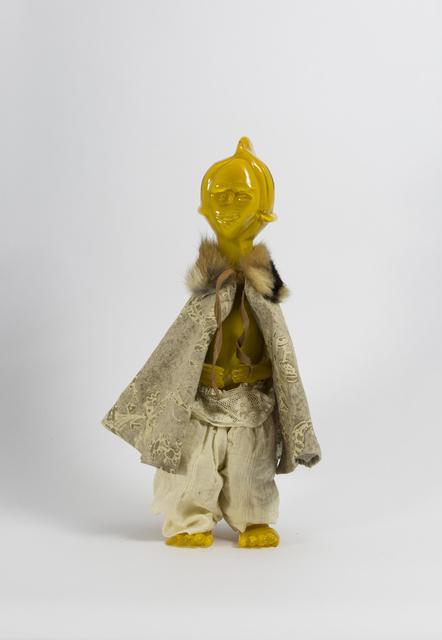 , 'Cabaret Crusades: The Secrets of Karbala - Static Marionette,' 2014, Sfeir-Semler