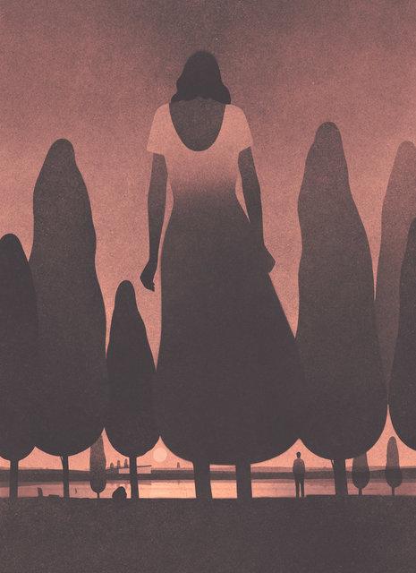 , 'THE SUNDOWN,' 2016, Mobius Gallery