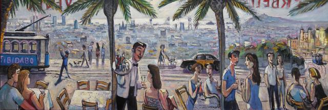 , 'Tibidabo ,' 2018, Sala Parés