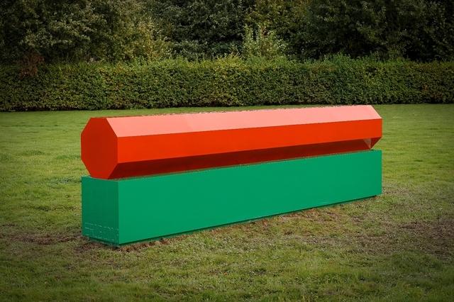 , 'Stop Block,' 2013, Museum Dhondt-Dhaenens