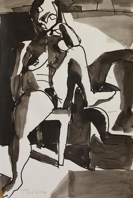 , 'Nan #4,' 2014, Dolby Chadwick Gallery