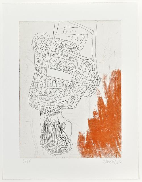 , 'Norweger rückwärts/ Nowegian backwardsII,' 2013, Mul.ti.plo Espaço Arte