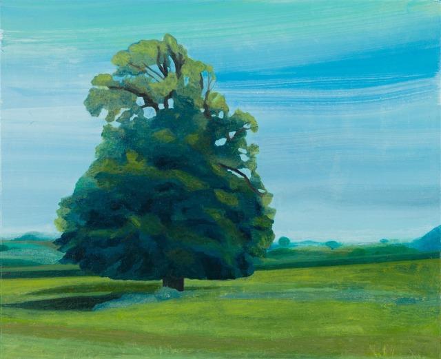 , 'Virginia's Tree,' 2016, Light Cube Art Gallery