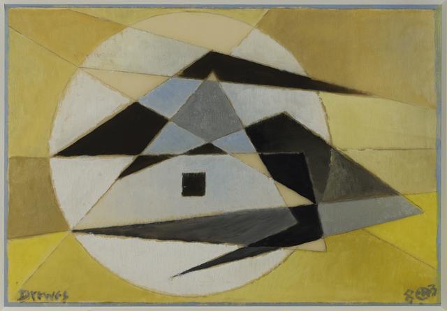 , 'Disturbed Tranquility,' 1983, Debra Force Fine Art