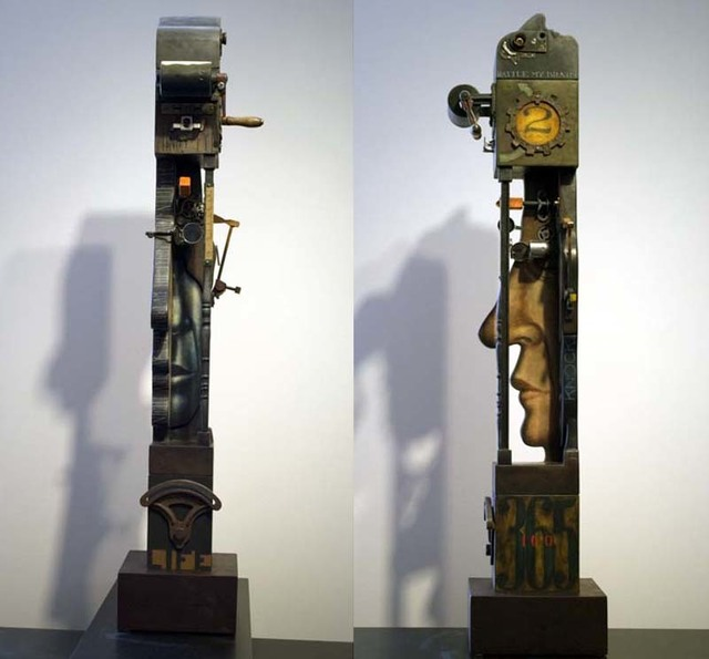 Markus Pierson, 'The Perpetual Adventurer', 2010, Contessa Gallery