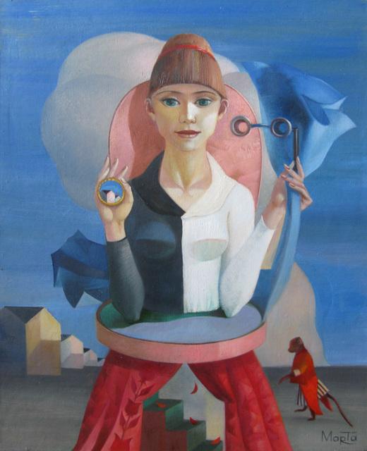 Marta Shmatava, 'Spectator', 2018, Ma.Ma. Art Gallery