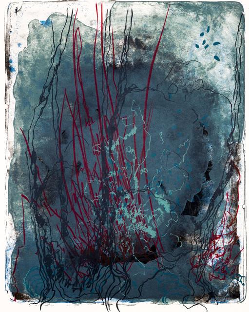 , 'organism (Wald)I,' 2016, galerie burster