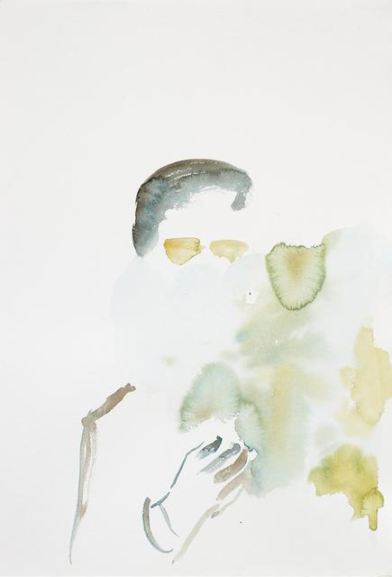 , 'Smoke (study),' 2016, LLE