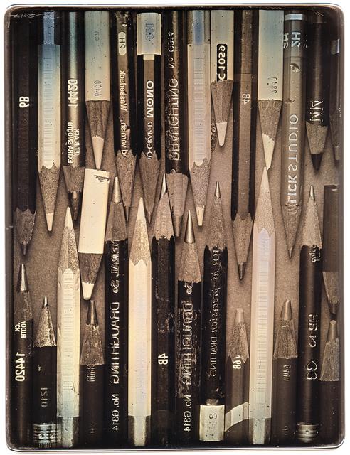 , 'Kelly Bjork's Pencils,' 2017, G. Gibson Gallery