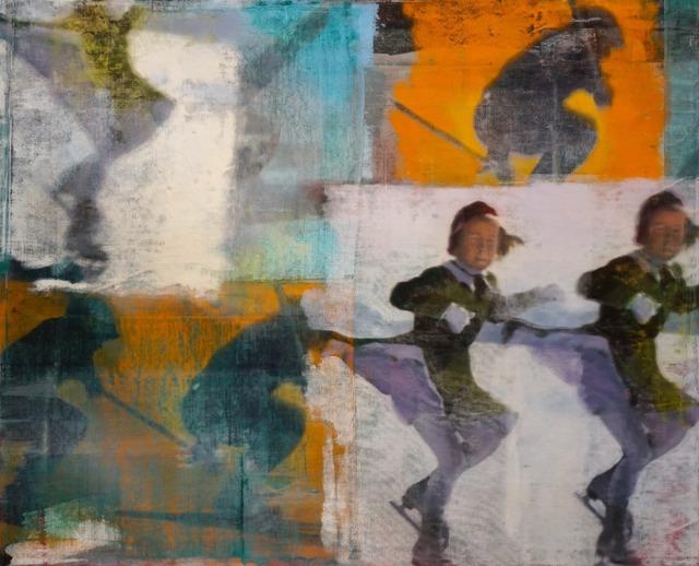 , 'Jumpers,' 2016, Julie Nester Gallery