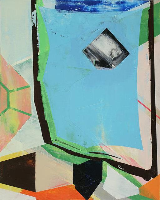 , 'X-Country Tote,' 2016, Sopa Fine Arts
