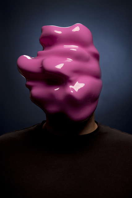 , 'Fag Face Mask,' 2012, Museum of Arts and Design