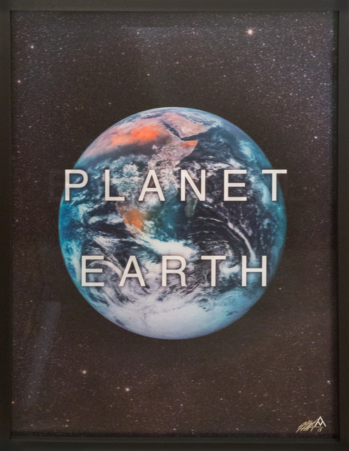 , 'Planet Earth / Eternal Path,' 2015, HG Contemporary