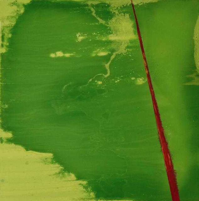Daniel Martin Sullivan, 'Wisp', 2020, Painting, Oil on Cradled Panel, The Art House
