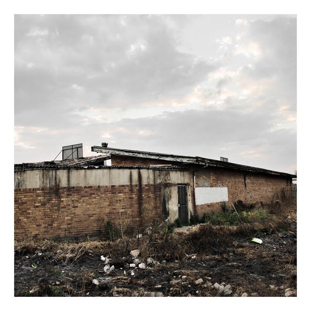 , 'Rings cafe 2, Vuka, Sharpeville,' 2015, Goodman Gallery