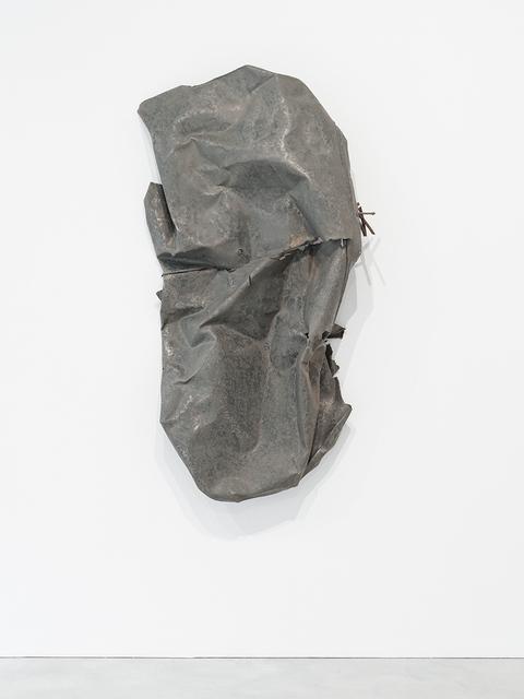 , 'Plümo mit Ritze,' 2017, Galerie Nordenhake