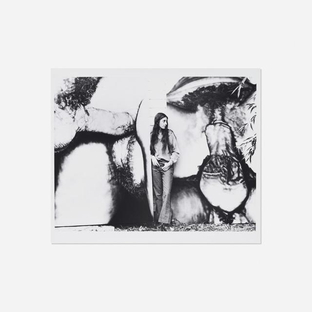 Betty Tompkins, 'Untitled', c. 1970, Photography, Gelatin silver print, Rago/Wright