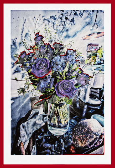 Per Morten Abrahamsen, 'Cardinal Sign', 2019, Hans Alf Gallery