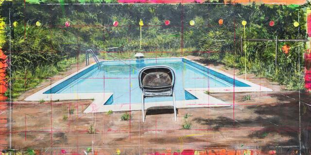 , 'MacDonough's Pool (#2),' 2017, Winston Wächter Fine Art