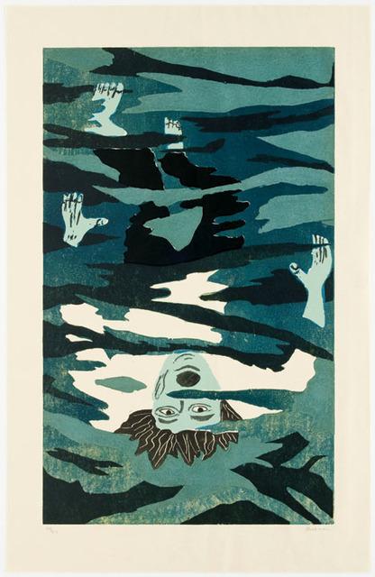 , 'The Drowning Man,' , Albert Merola Gallery