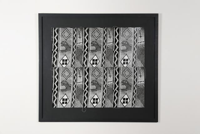 Andy Warhol, 'Textiles', 1976, SAGE Paris