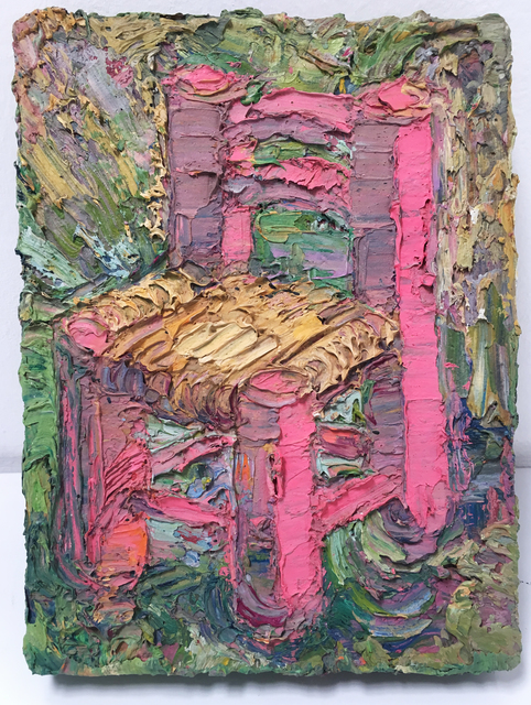 , 'Maya's Chair,' 1985, Craig Krull Gallery