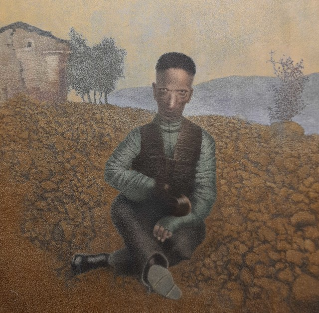 , 'Atardecer,' 2020, Fernández-Braso