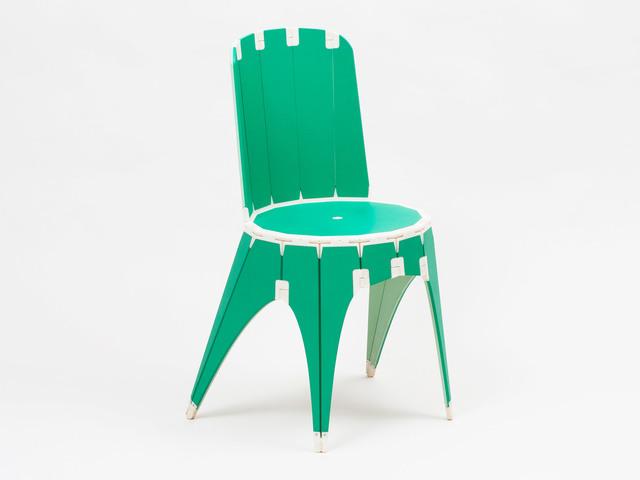 , 'Femten Chair,' 2016, Patrick Parrish Gallery