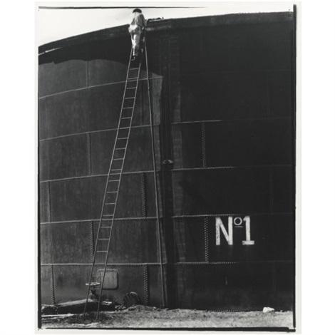 , 'Tanque no.1,' 1927, Galeria Enrique Guerrero