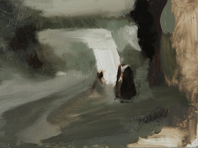 , 'Abandoned Zone - III ,' 2014, Merkur