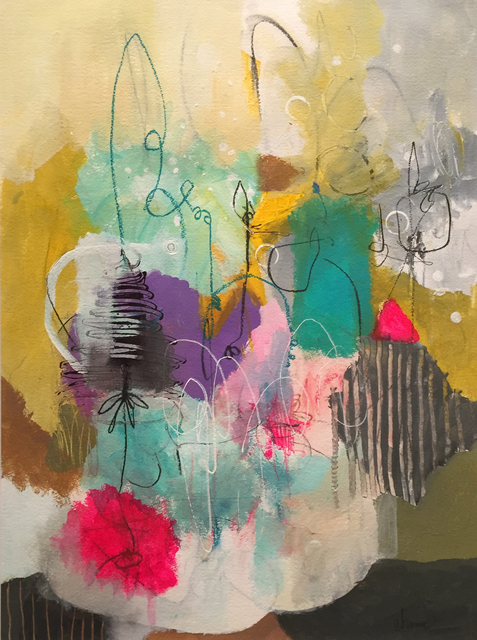 Cynthia Brown, 'Love at First', 2017, M.A. Doran Gallery