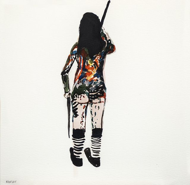 , 'Kristine,' 2013, Deweer Gallery