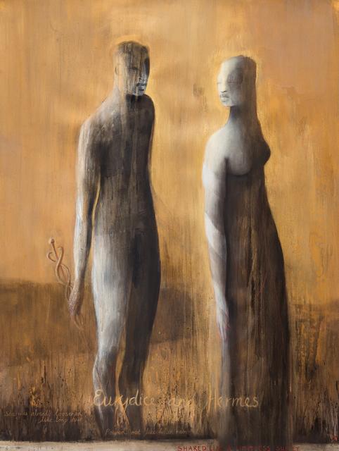 Deborah Bell, 'Eurydice and Hermes', 2019, Everard Read