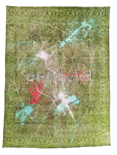 Holger Schmidhuber, 'It Never Ends (Carpets of the Forgotten)', 2018, Simard Bilodeau Contemporary