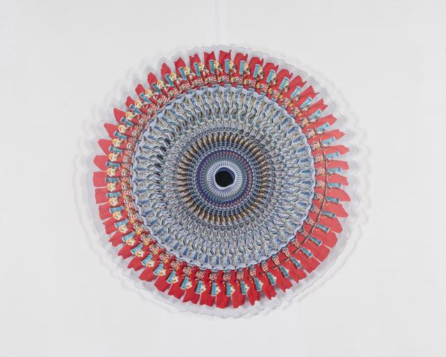 , 'Shabamanetica #1,' 2018, Ronald Feldman Gallery