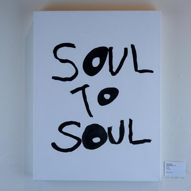 , 'Soul to Soul,' 2018, EWKUKS
