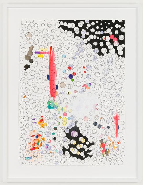 , 'Trait 14,' 2005, Galerie Isabella Czarnowska