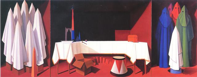 Enrico Pinardi, 'The Great Game', Pucker Gallery