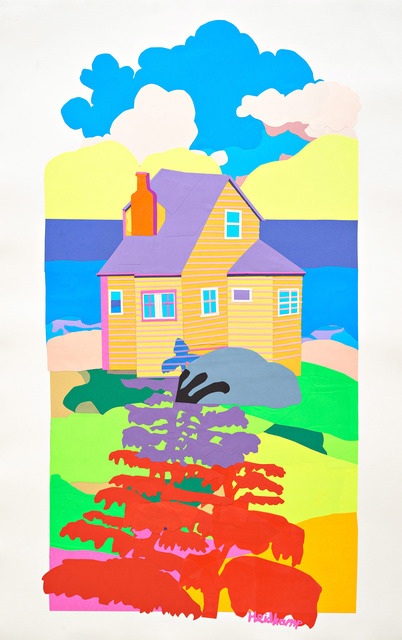 , 'Clipper House,' 2017, Pace Prints