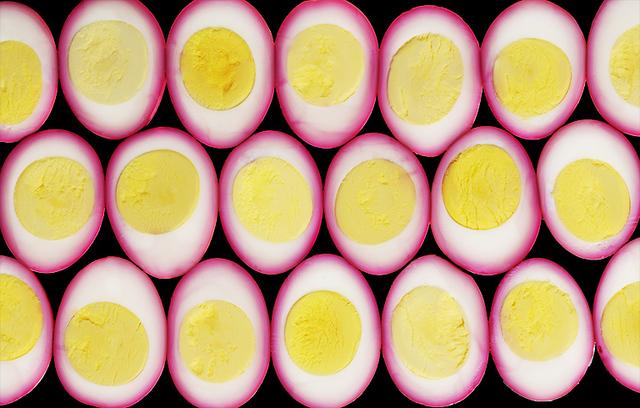 , 'Cut Food- Eggs,' , Beth Urdang Gallery