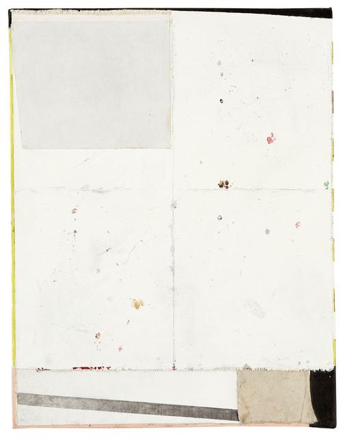 , 'Grey Surface,' 2017, Mario Mauroner Contemporary Art Salzburg-Vienna