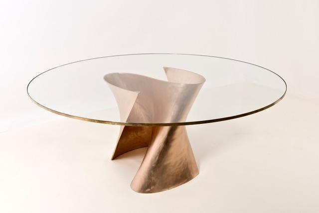 , 'S-Table,' 2014, Gallery Anne Autegarden